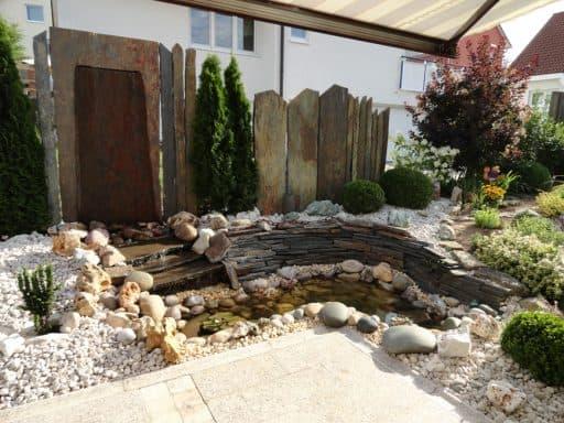 Gerne beraten wir Sie in der Planung Ihres Gartens aus Naturstein