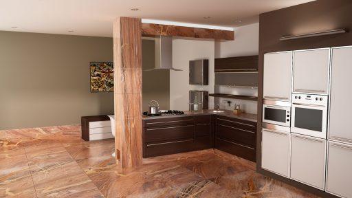 Granit wertet Ihre Küche auf und sorgt für ein edles Design