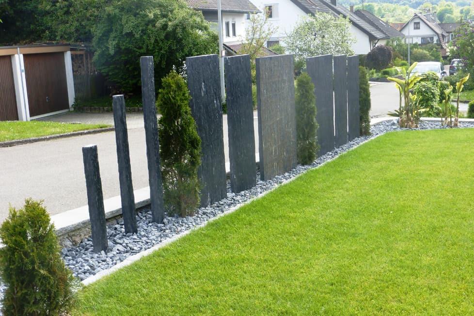 sichtschutz palisaden natursteine aus aller welt kaufen mm naturstein gmbh f r remseck. Black Bedroom Furniture Sets. Home Design Ideas
