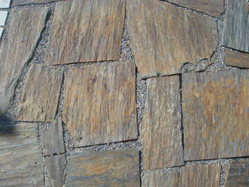 Polygonal-Platte aus Grafit